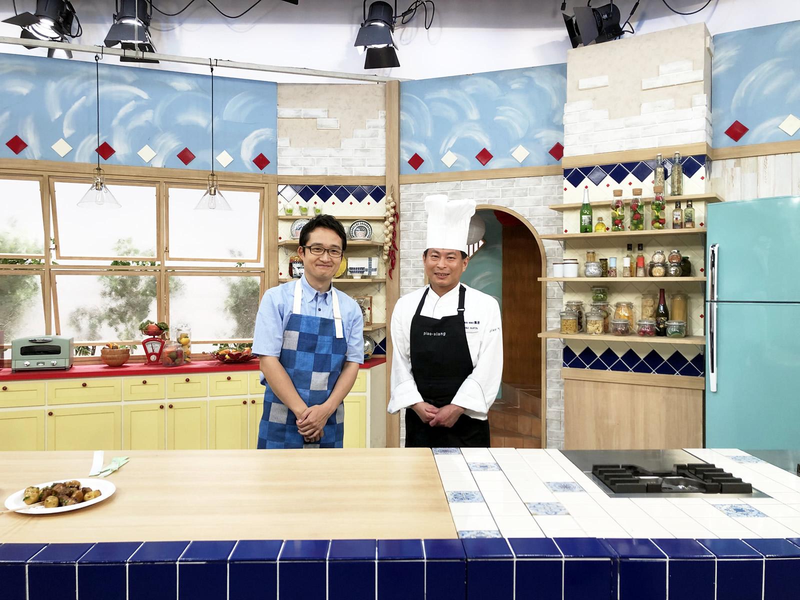 NHK Eテレ『きょうの料理』に、飄香 井桁シェフが初登場!