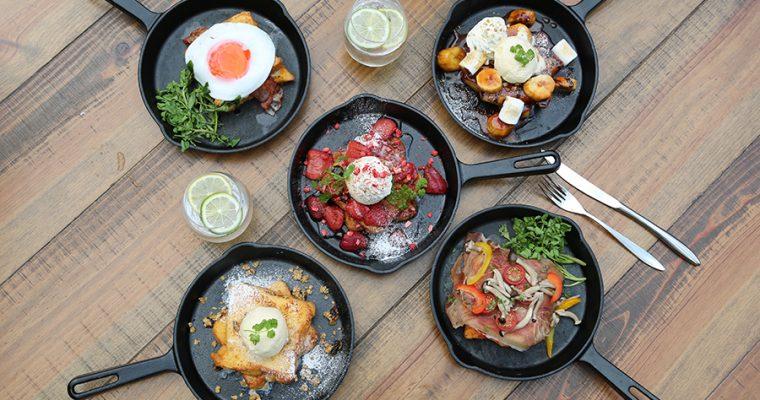 【セブンクローバー】ベーカリー&レストランが提案する新しいフレンチトースト!